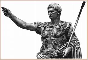 Alles fliesst - Augustus bzw. Octavian