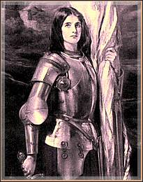 Alles fliesst - Jeanne d Arc
