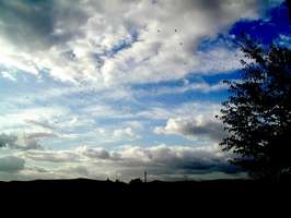Bilder - Best of 2001 - himmel-blau