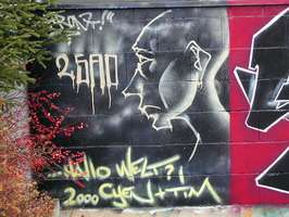 Bilder - Best of 2002 - hassloch-graffiti