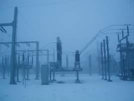 Bilder - Best of 2002 - hassloch-umspannwerk-nebel