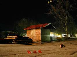 Bilder - Best of 2002 - huette-nacht