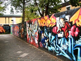 Bilder - Best of 2003 - vogelstang-graffiti