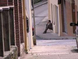 Bilder - Best of 2004 - Spanien - Girona - der-denker