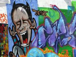 Bilder - Best of 2004 - Spanien - Girona - devil-graffiti