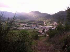 Bilder - Best of 2004 - Spanien - Girona - girona-tal