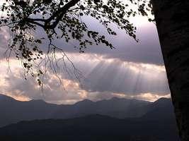 Bilder - Best of 2004 - Spanien - Girona - lichterspiel