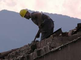 Bilder - Best of 2004 - Spanien - Girona - man-at-work