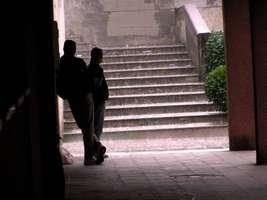 Bilder - Best of 2004 - Spanien - Girona - regen-pausierer