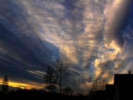 Bilder - Best of 2004 - wolken-fallend