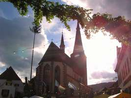 Bilder - Best of 2006 - deidesheim-kirche