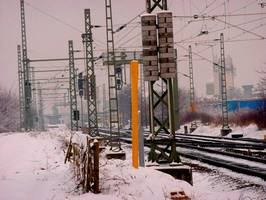 Bilder - Best of 2010 - bahngleise-winter