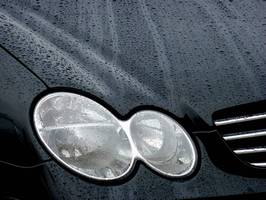 Bilder - Best of 2011 - car-light-drops