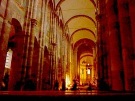 Bilder - Best of 2012 - speyer-dom-von-innen
