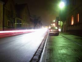 Bilder - Best of 2014 - limburgerhof-strasse-bei-nacht