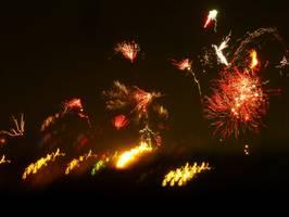Bilder - Best of 2014 - silvester-feuerwerk