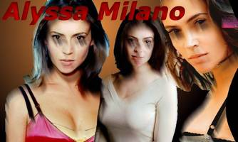 Bilder - Fakes - alyssa-milano-paint