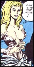 Comics - Jean-Claude Forest: Barbarella
