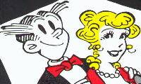 Comics - Chic Young: Blondie & Dagwood