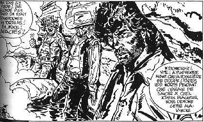 Comics - Charlier und Giraud: Blueberry