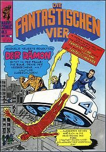 Comics - Stan Lee und Jack Kirby: Die Fantastischen Vier
