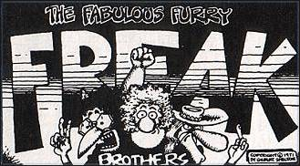 Comics - Gilbert Shelton: Freak Brothers
