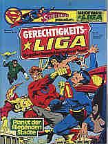 Comics - DC: Gerechtigkeitsliga