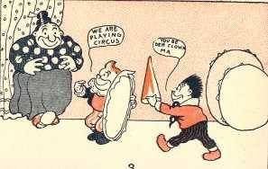Comics - Rudol Dick: Katzemjammer Kids I