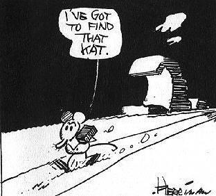 Comics - George Herriman: Krazy Kat