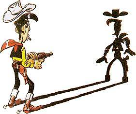 Comics morris lucky luke