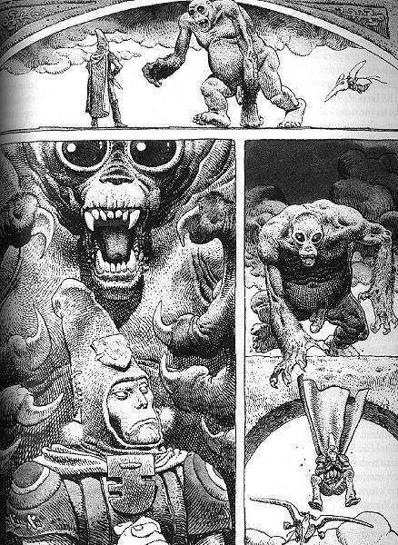 Comics - Moebius