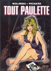 Comics - Georges Pichard und Georges Wolinski: Paulette