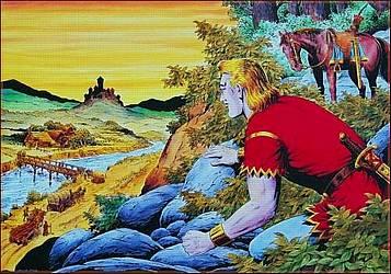 Comics - Hans Rudi Wäscher: Sigurd