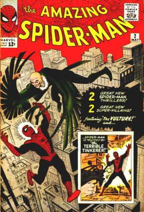Comics - Stan Lee und Steve Ditko: Spider-Man II