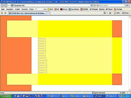 CSS-DIV-Slicer - Wenn Daniel ein Webbrowser wäre