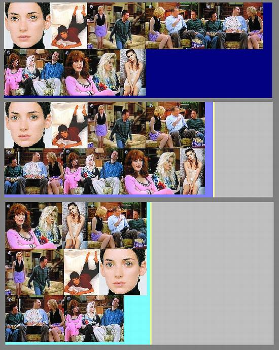 Delphi-Tutorials - MediaPanelyzer - Border line and background color for panel collages
