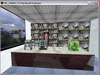 Delphi-Tutorials - OpenGL HENRY's - Textur mit Kachelung