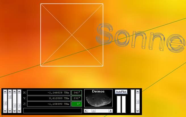 Delphi-Tutorials - OpenGL Planets - 3D-Font in OpenGL
