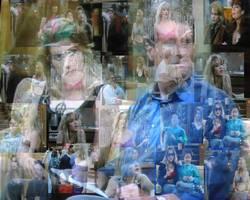 Delphi-Tutorials - Pic-of-Pictures (Mosaik-Collage) - Demo: Kelly und Al Bundy bestehen aus einer TV-Bilder-Orgien