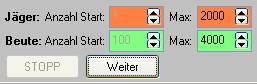 Pixel-Evolution - Pause-Schalter an