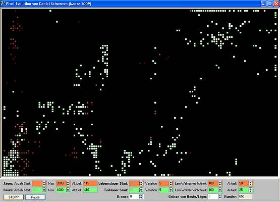 Pixel-Evolution - Weites Land