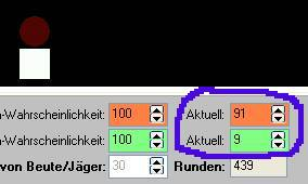 Pixel-Evolution - Lernen-SpinEdits in Evolutions-Runde 439
