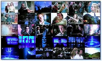 Favoriten - Highlander Collage