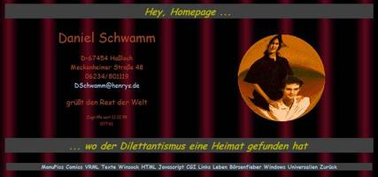 News - Homepage-Version vom 24.02.1999: Startseite